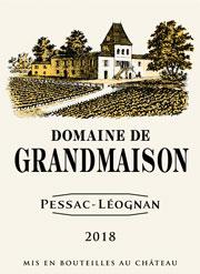 Domaine de GRANDMAISON