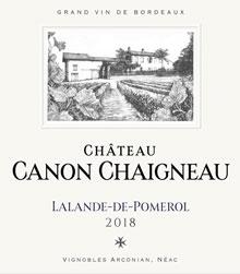 Château CANON-CHAIGNEAU