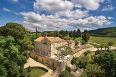 GRIGNAN-LES-ADHÉMAR Château BIZARD