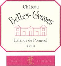 Château BELLES-GRAVES