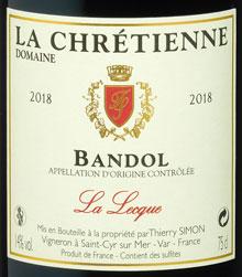 Domaine La CHRÉTIENNE