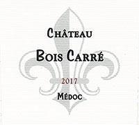 Château BOIS CARRÉ