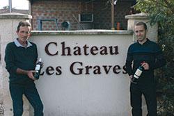 BLAYE Château Les GRAVES