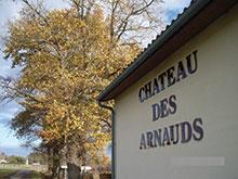 LALANDE-DE-POMEROL Château des ARNAUDS