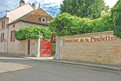 NUITS-SAINT-GEORGES Domaine de la POULETTE