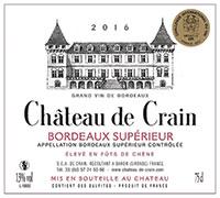 Château de CRAIN