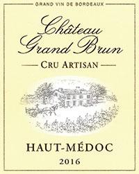 Château GRAND BRUN