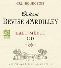 Château DEVISE d'ARDILLEY