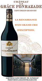 Château La GRACE FONRAZADE
