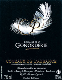 Domaine de la GONORDERIE