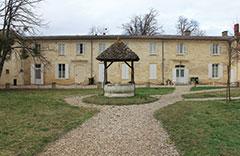 PESSAC-LÉOGNAN Château PONTAC-MONPLAISIR