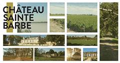 BORDEAUX SUPÉRIEUR Château SAINTE-BARBE