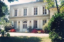 SAINT-ÉMILION Château CORBIN MICHOTTE