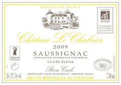 SAUSSIGNAC Château LE CHABRIER