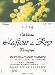 Château LAFLEUR du ROY