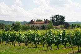 CAHORS Château GAUTOUL