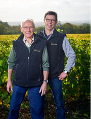 VOUVRAY Jean-Claude et Didier AUBERT