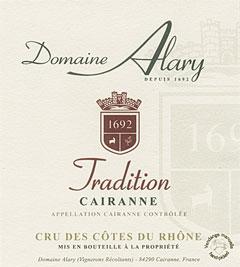 Domaine ALARY
