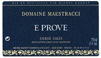 Domaine MAESTRACCI