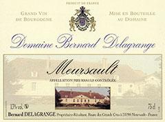 Domaine Bernard DELAGRANGE et Fils