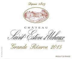 Château SAINT-ESTEVE D'UCHAUX