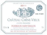 Château CHENE-VIEUX