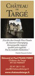 SAUMUR-CHAMPIGNY Château de TARGÉ
