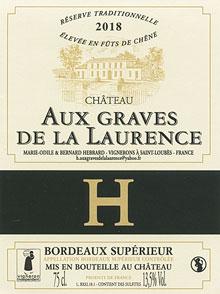 Château AUX GRAVES DE LA LAURENCE