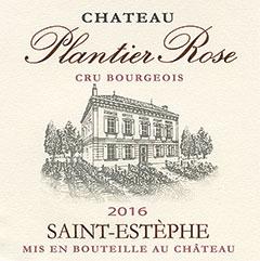 Château PLANTIER ROSE