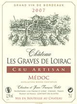 Château les GRAVES de LOIRAC