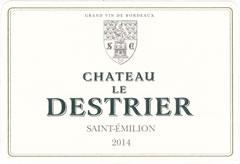 Château Le DESTRIER