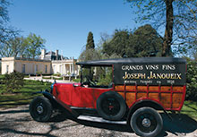 Joseph JANOUEIX SA Château la CROIX